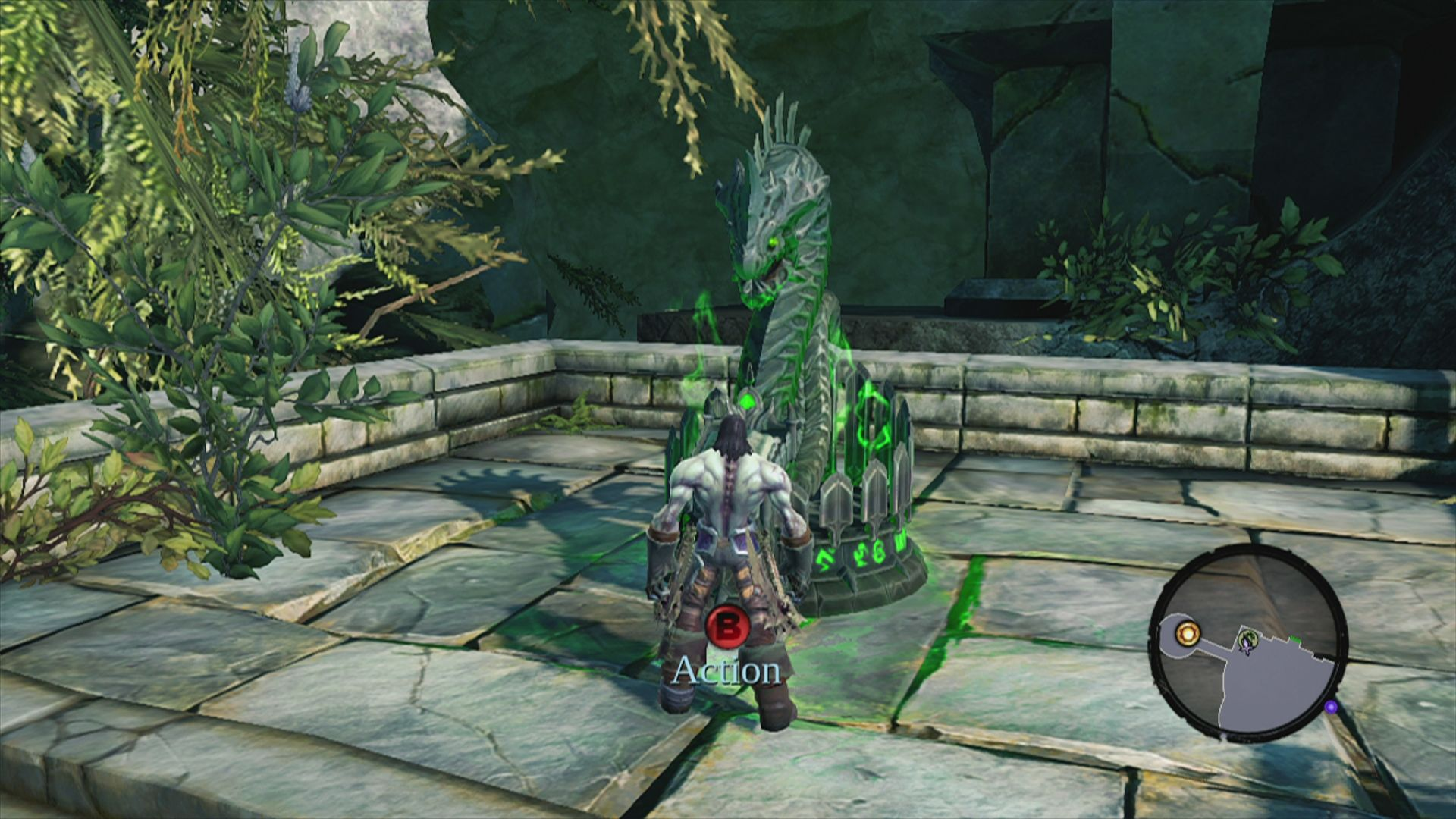 Darksiders II Xbox 360 You can use this device to send items to friends on XBOX Live