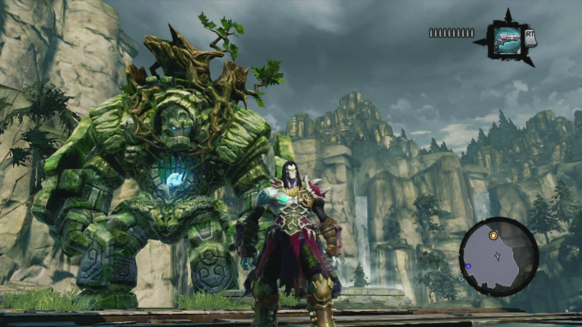 Darksiders II Xbox 360 Meet my new best buddy