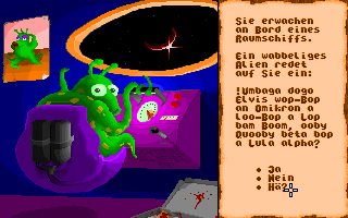 Darghul DOS This happens when we die. (Unregistered shareware version)