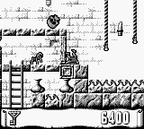 Montezuma's Return! Game Boy Don't fall from greater heights.