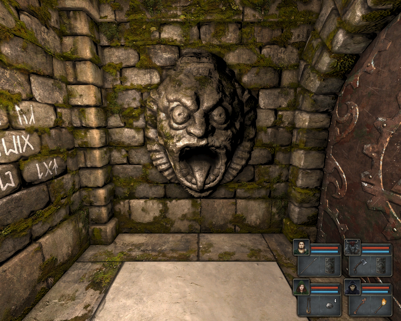 Legend of Grimrock Windows Stop staring at me, you ugly