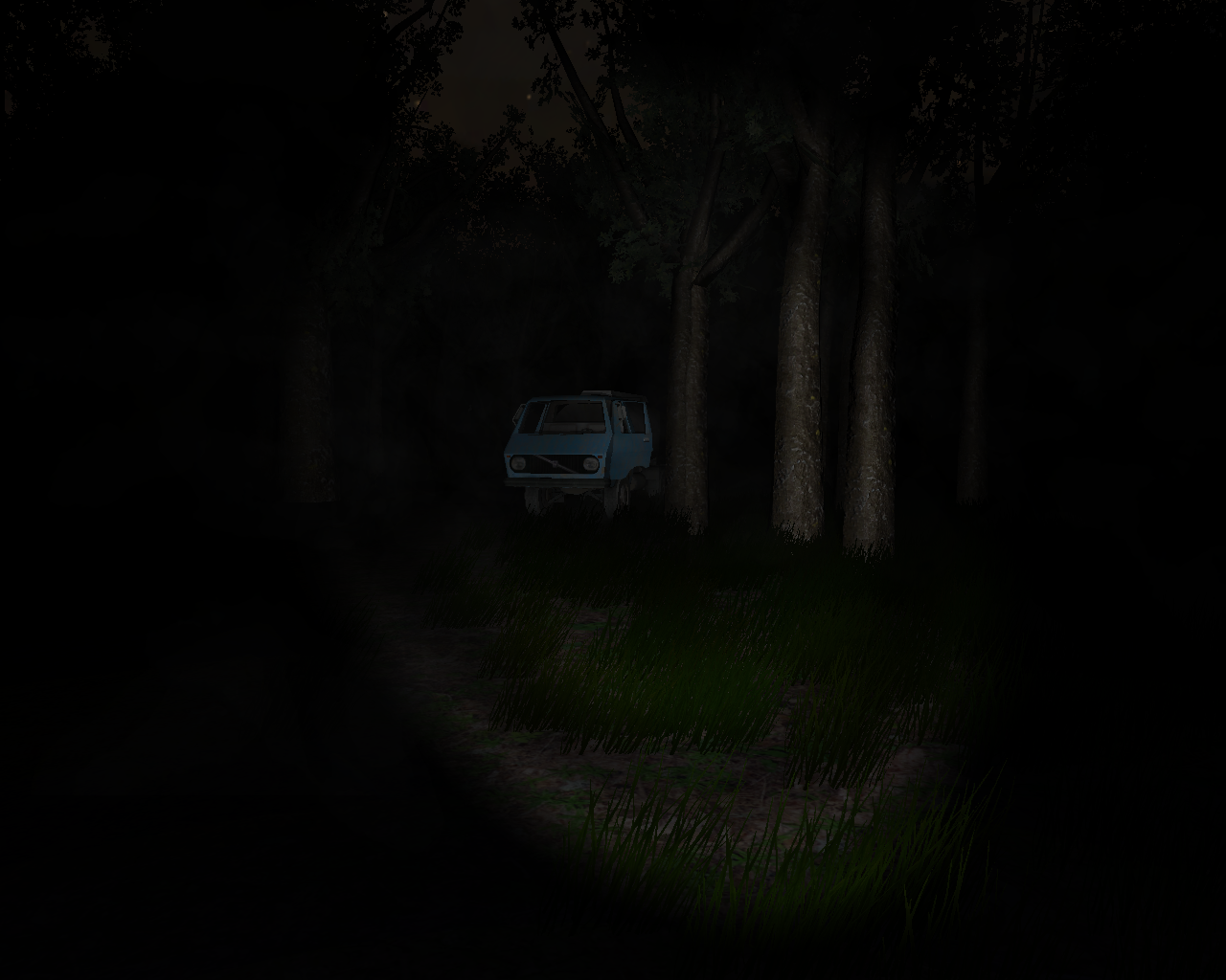 Slender: The Eight Pages Windows Maybe there's another page on that creepy car