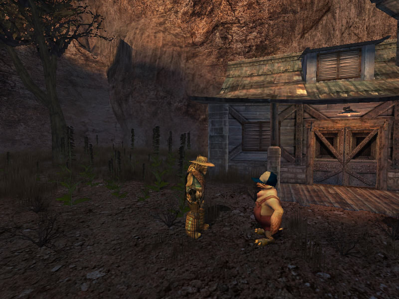 "Oddworld: Stranger's Wrath Windows old 'something"" had a farm..."