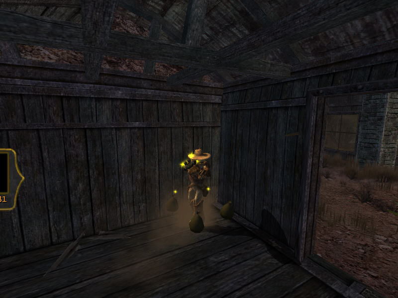 Oddworld: Stranger's Wrath Windows sacks of gold