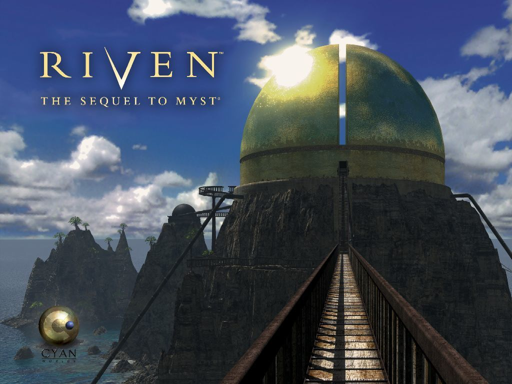 Riven: The Sequel to Myst iPad Title