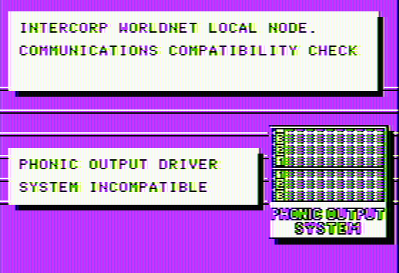 Portal Apple II Hmm, seems to be some compatibility problems