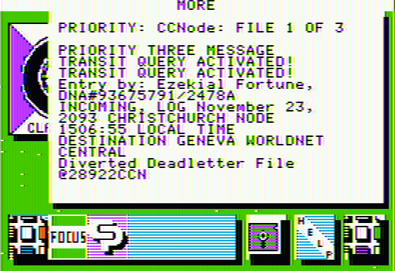 Portal Apple II Some useful information? Or not?