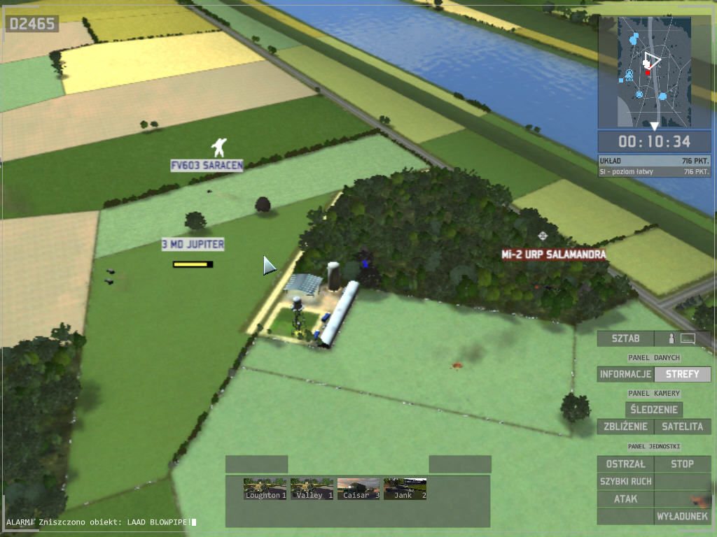 Wargame: European Escalation Windows escape from battlefield to  friendly zone