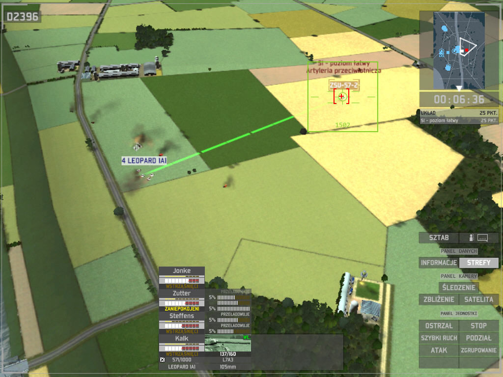 Wargame: European Escalation Windows I must  use anti-air artillery, no tanks