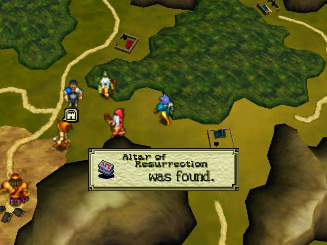 Ogre Battle 64: Person of Lordly Caliber Screenshots for