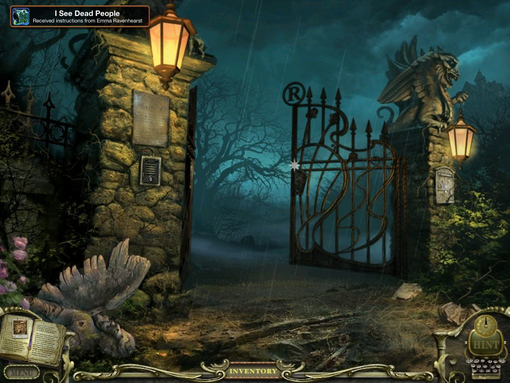 Mystery Case Files: Return to Ravenhearst iPad Achievement - I See Dead People
