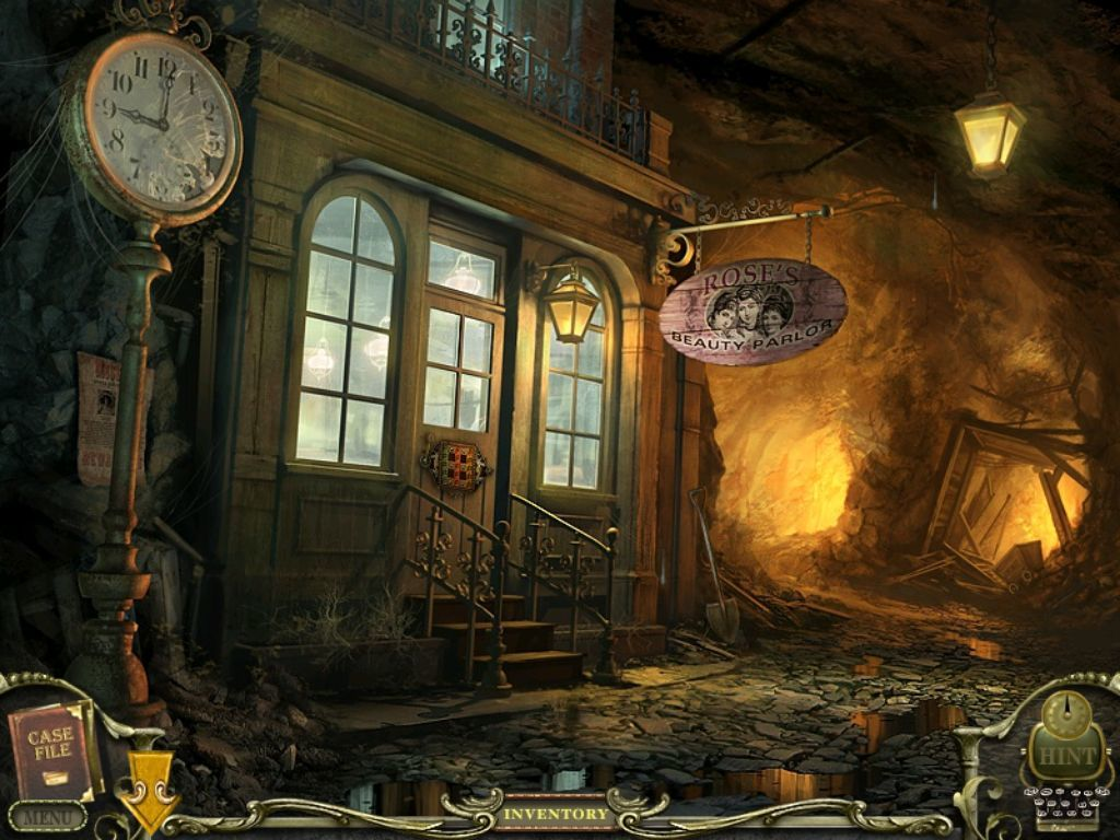 Mystery Case Files: Return to Ravenhearst iPad Beauty Parlor