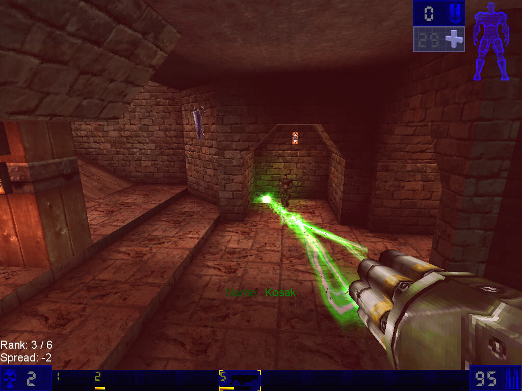 Unreal Tournament Windows I miss him!