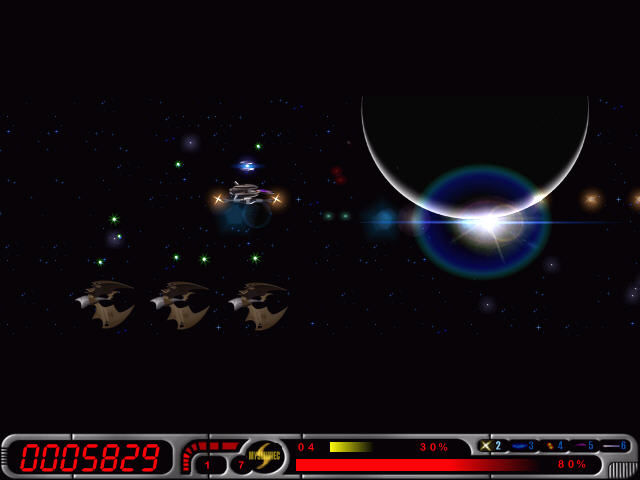 Solaris 1.0.4. Windows Flight between bullets