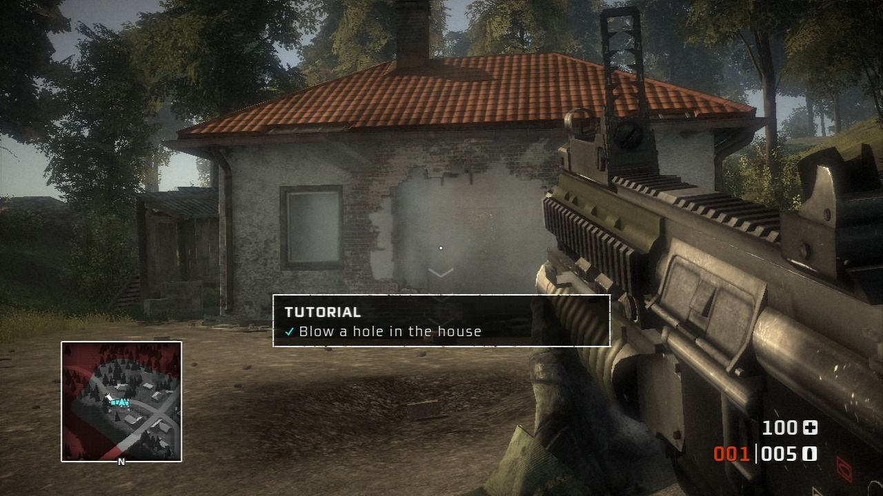 Battlefield: Bad Company Screenshots for PlayStation 3 ...