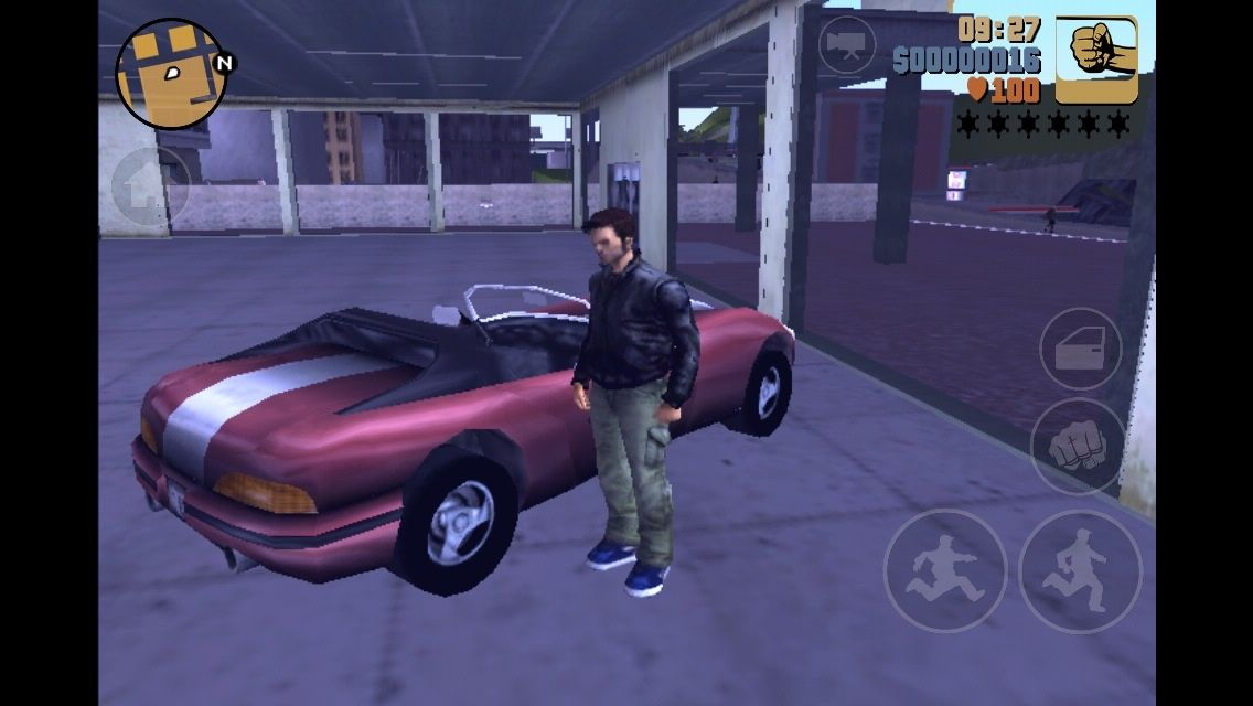 Grand Theft Auto III Screenshots For IPhone MobyGames - Gta3 cars