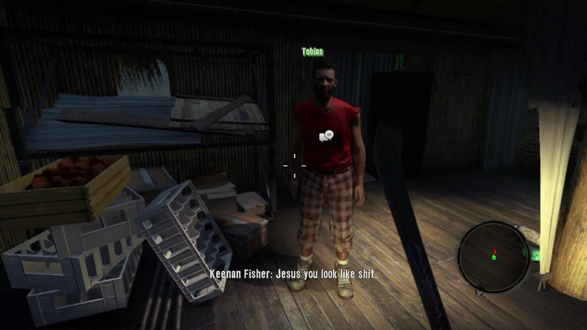 Dead Island Xbox 360 Survivors will give you missions. You will either get money or items as a reward.