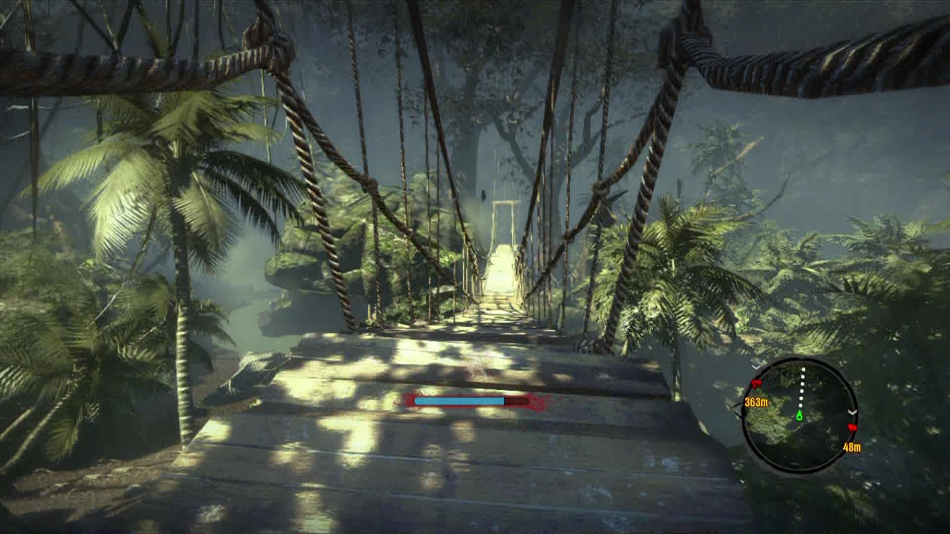 Dead Island Xbox 360 Since we are on a tropical island, you will also venture into the jungle.