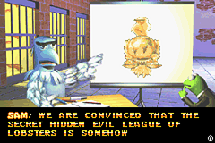 Spy Muppets: License to Croak Game Boy Advance Your commander