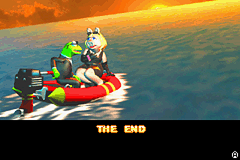 Spy Muppets: License to Croak Game Boy Advance The End