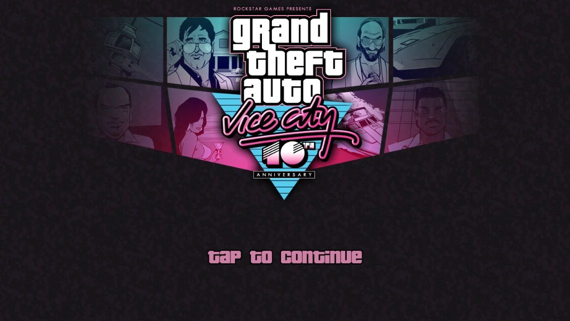 Grand Theft Auto: Vice City iPhone GTA: Vice City has hit a decade old 2002-2012 and now on iPhone