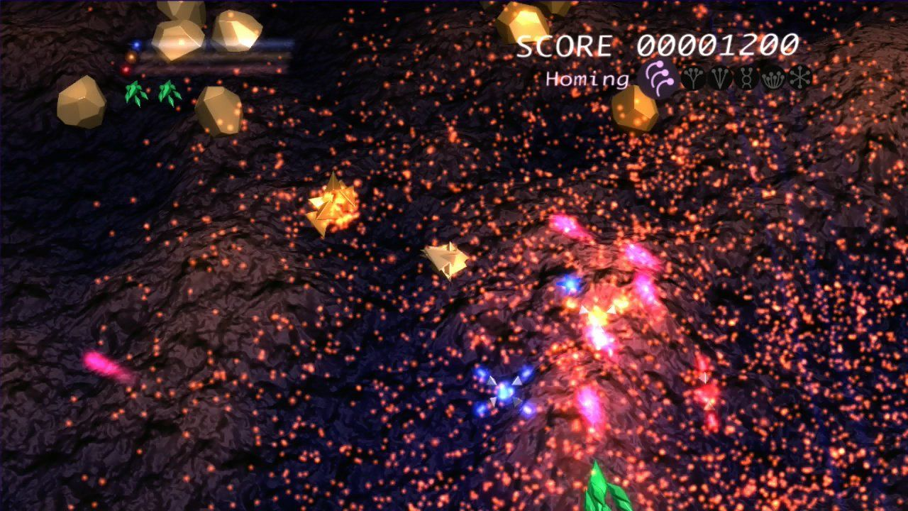 Prismatic Solid Xbox 360 Particles! Particles everywhere!
