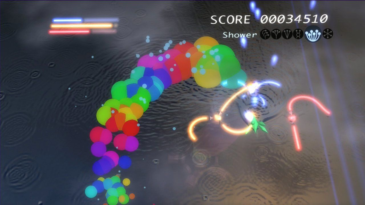 Prismatic Solid Xbox 360 Run away from the rainbow!