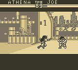 The King of Fighters '95 Game Boy Athena Vs Joe