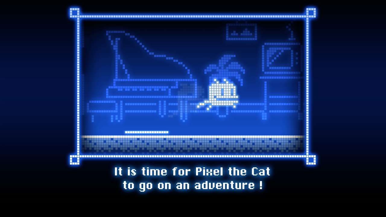 PIXEL! Xbox 360 Time for some adventure!