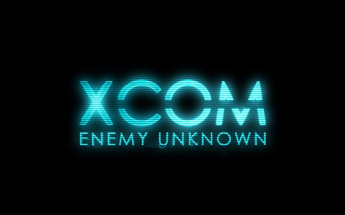 XCOM: Enemy Unknown Windows Title