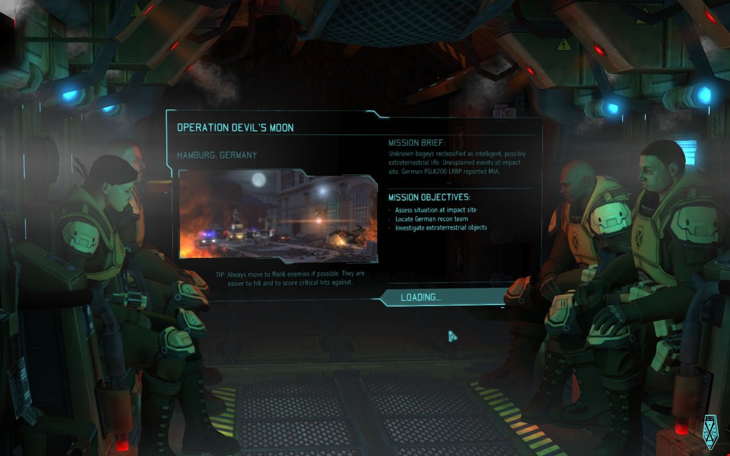 XCOM: Enemy Unknown Windows First mission objectives