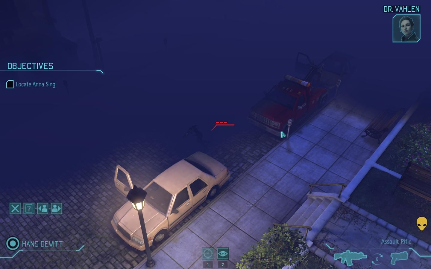 XCOM: Enemy Unknown Windows Alien Thin Men spotted