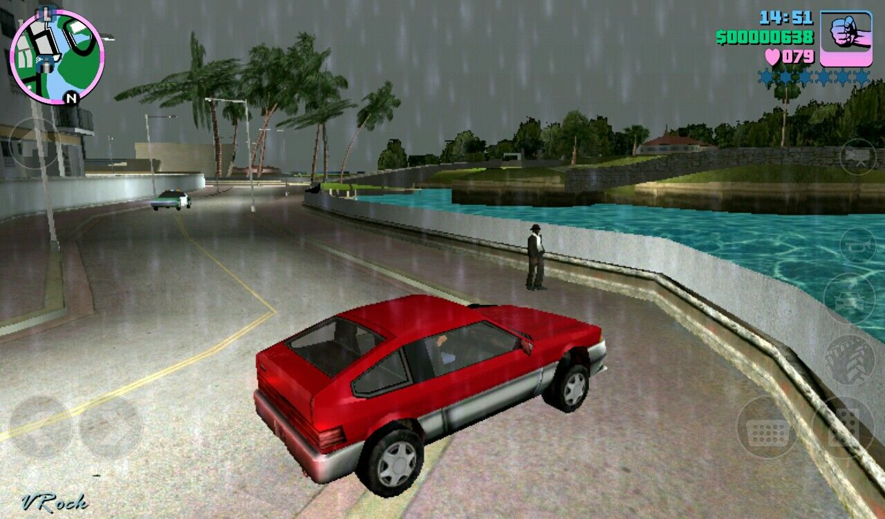 Grand Theft Auto: Vice City iPad True Classic 1984 Honda CRX