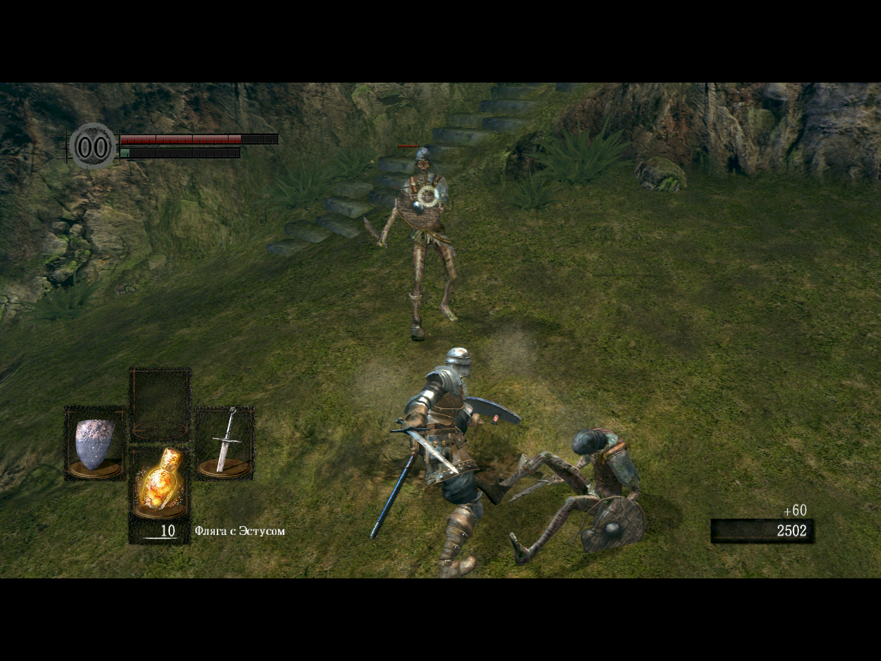 Dark Souls: Prepare to Die Edition Windows Cutting my way through the undead soldiers
