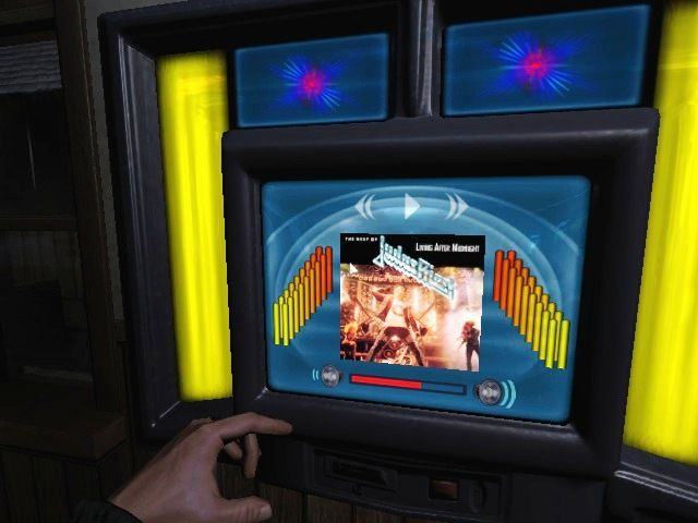 Prey Macintosh Judas Priest on the Jukebox at least