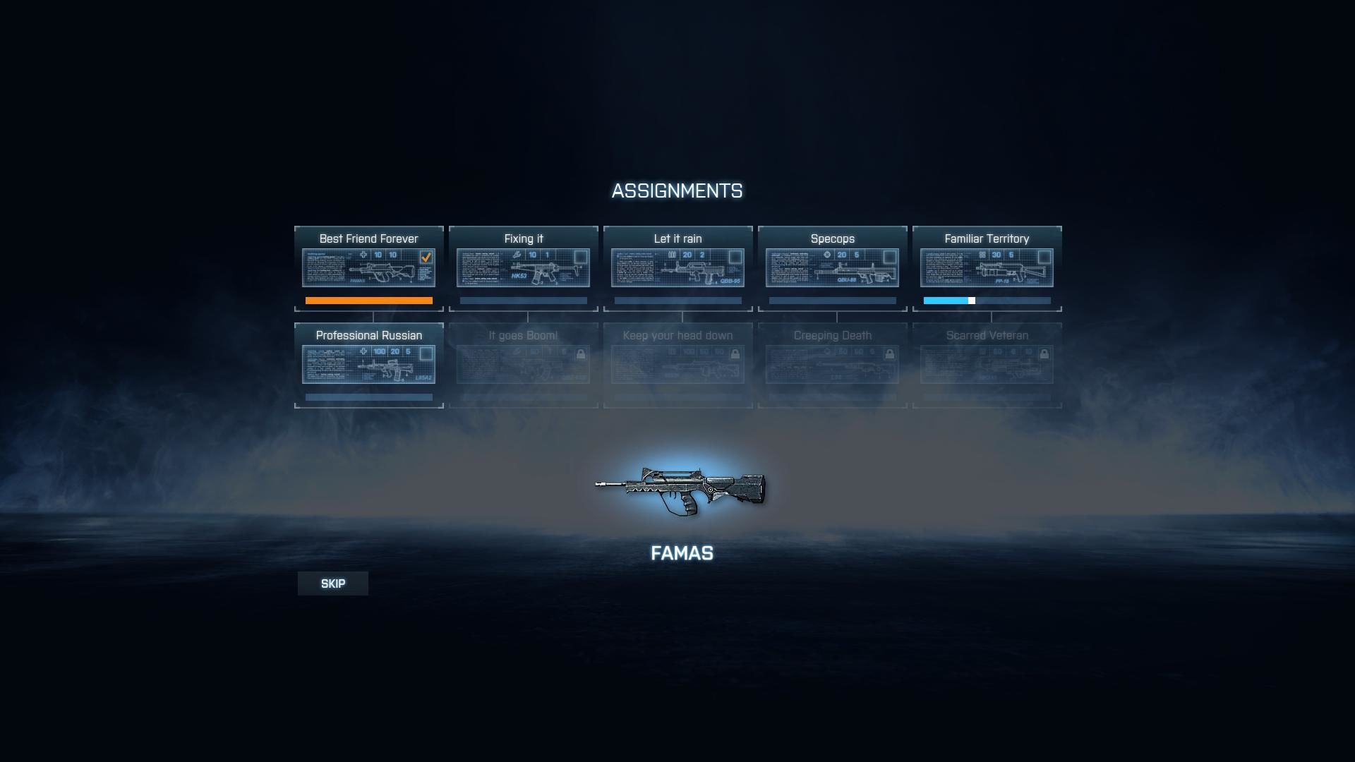 Battlefield 3: Back to Karkand Windows Assignments