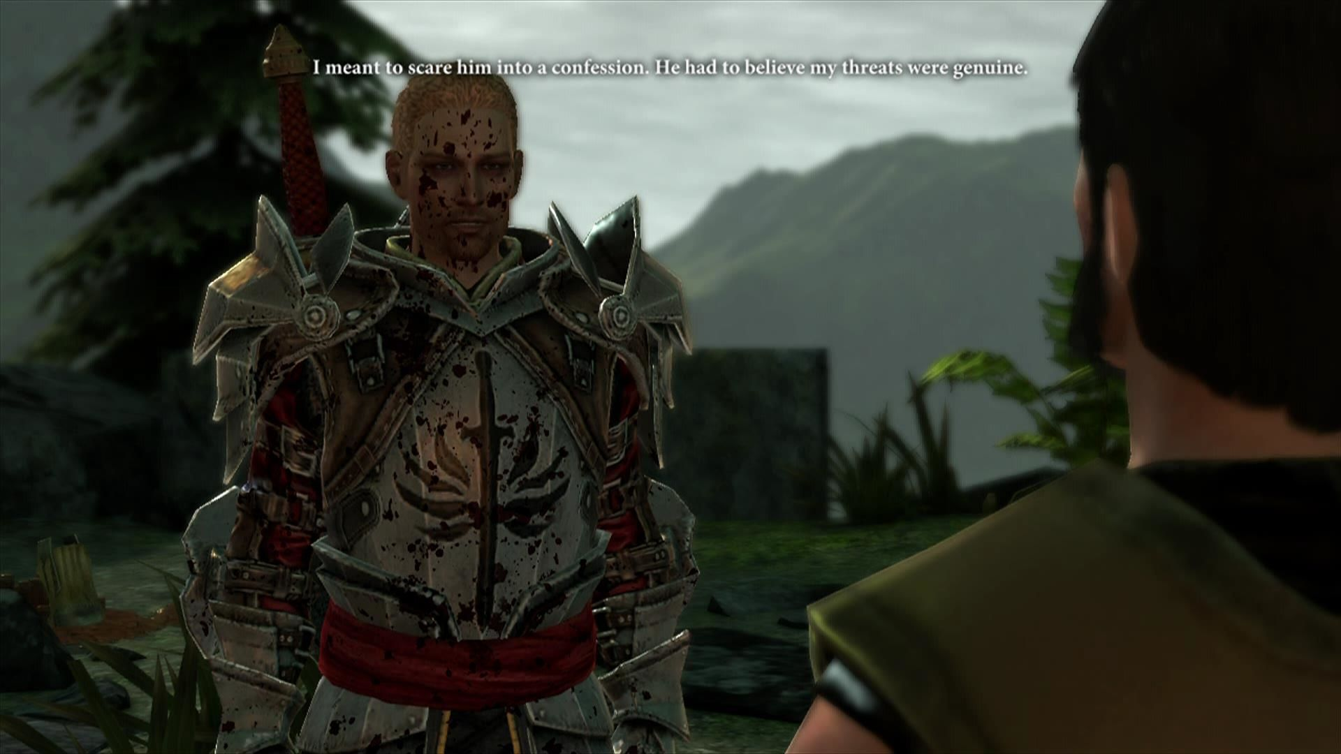 Dragon Age II Xbox 360 Templars are another faction in the game