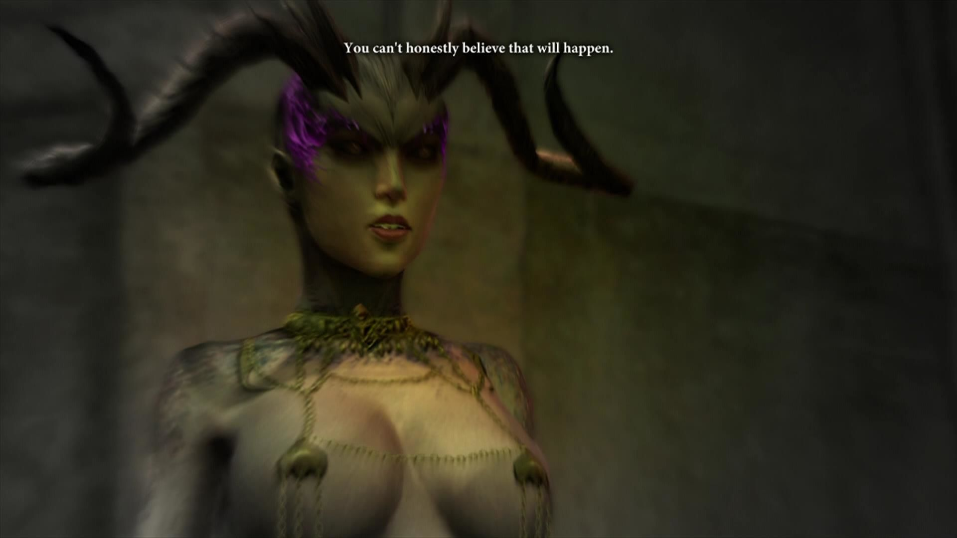 Dragon Age II Xbox 360 Everyone's favourite ... a desire demon