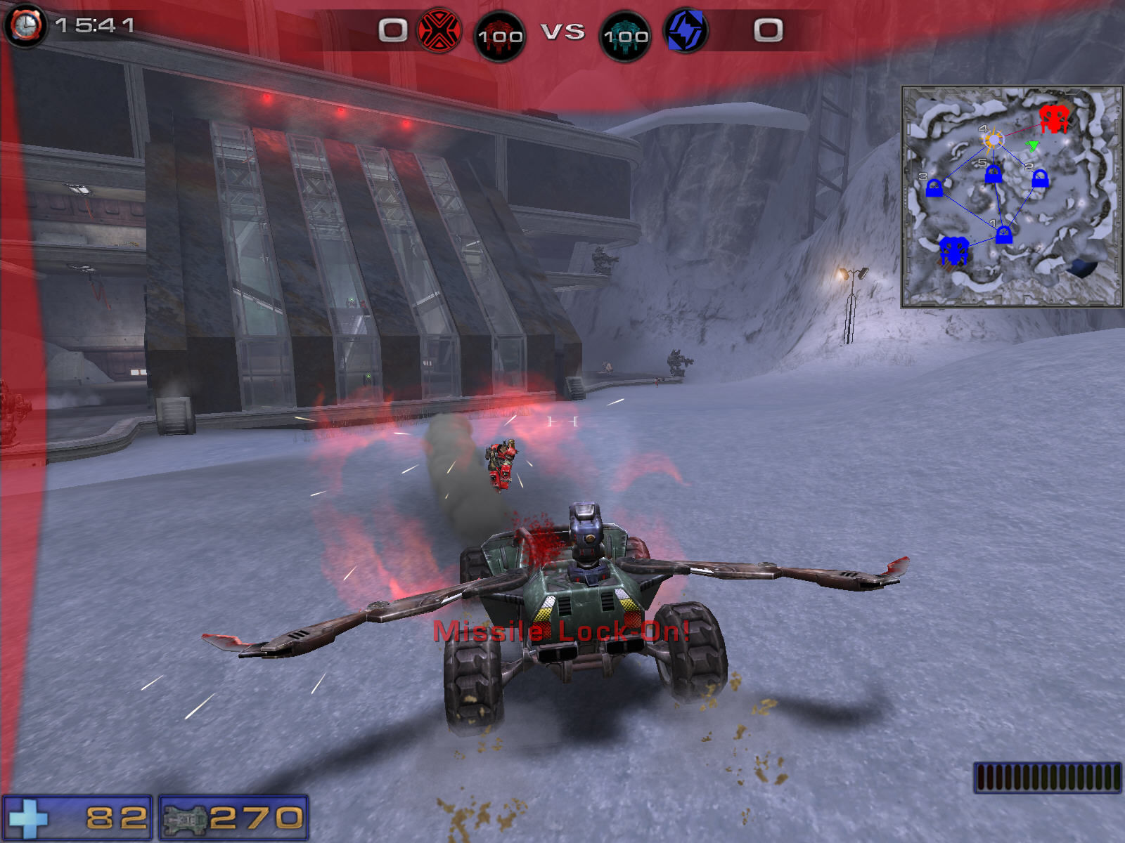 Unreal Tournament 2004 Windows Born to be wild!