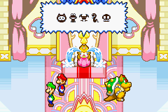 Mario & Luigi: Superstar Saga Game Boy Advance What a rude words!