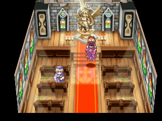 Rhapsody: A Musical Adventure PlayStation I wonder why no fantasy temple looks like a synagogue