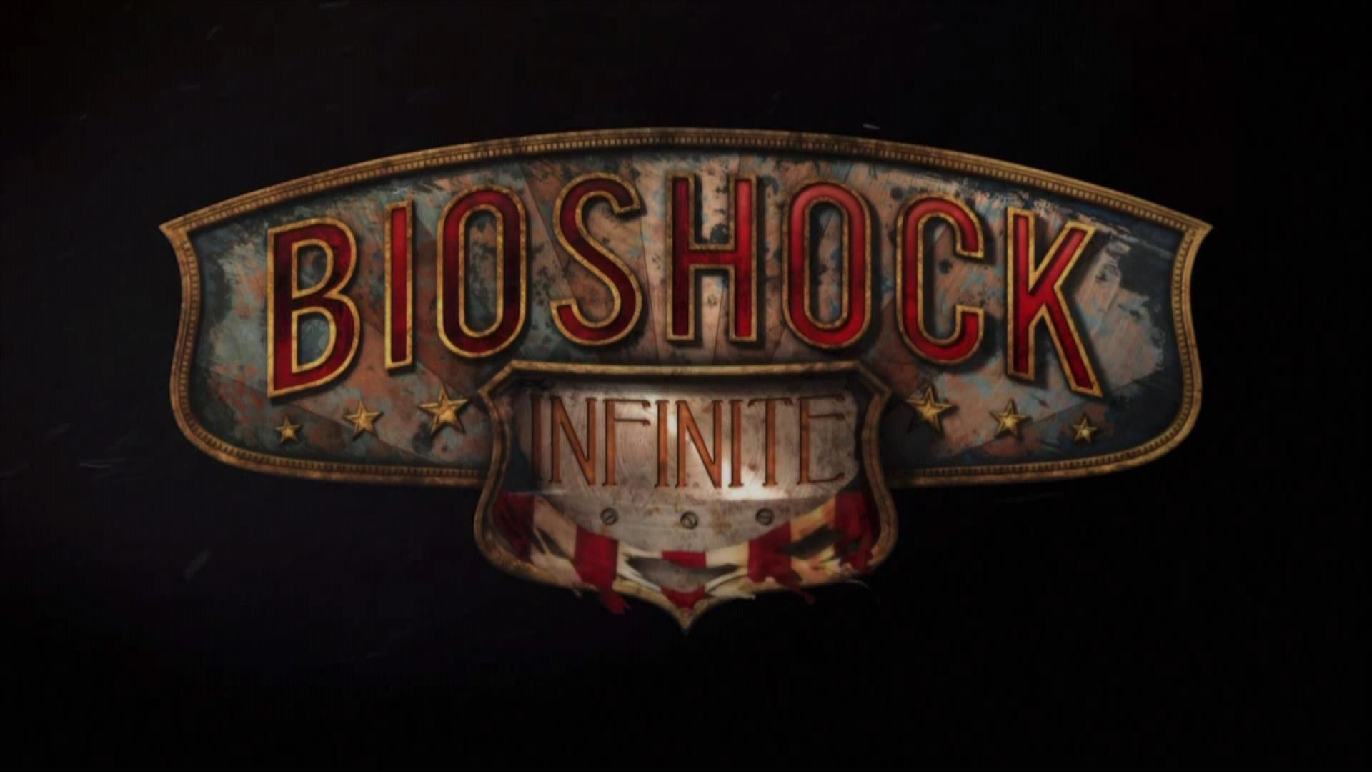 BioShock Infinite Xbox 360 Title screen