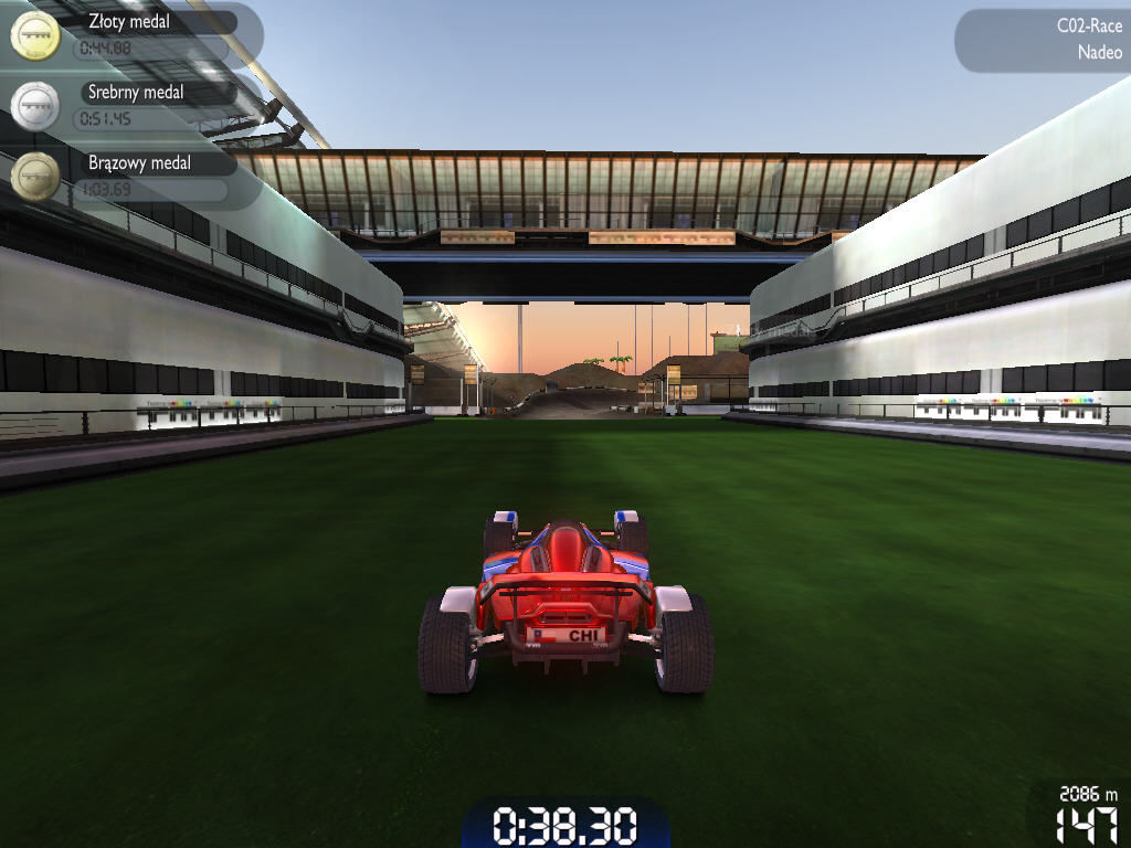 TrackMania Nations Forever Windows Faster, faster, faster!