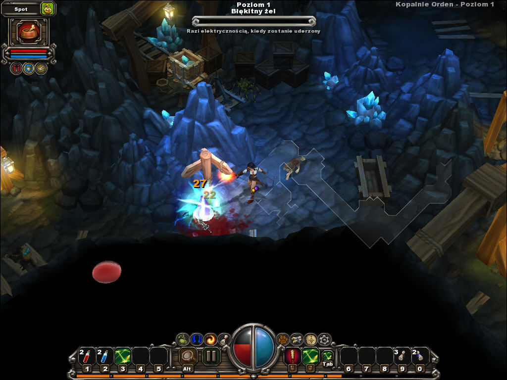 Torchlight Windows Headshot! :D