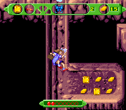 "The Wizard of Oz SNES ""Secret"" arena."