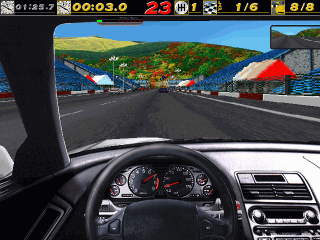 The Need for Speed DOS Opponents group