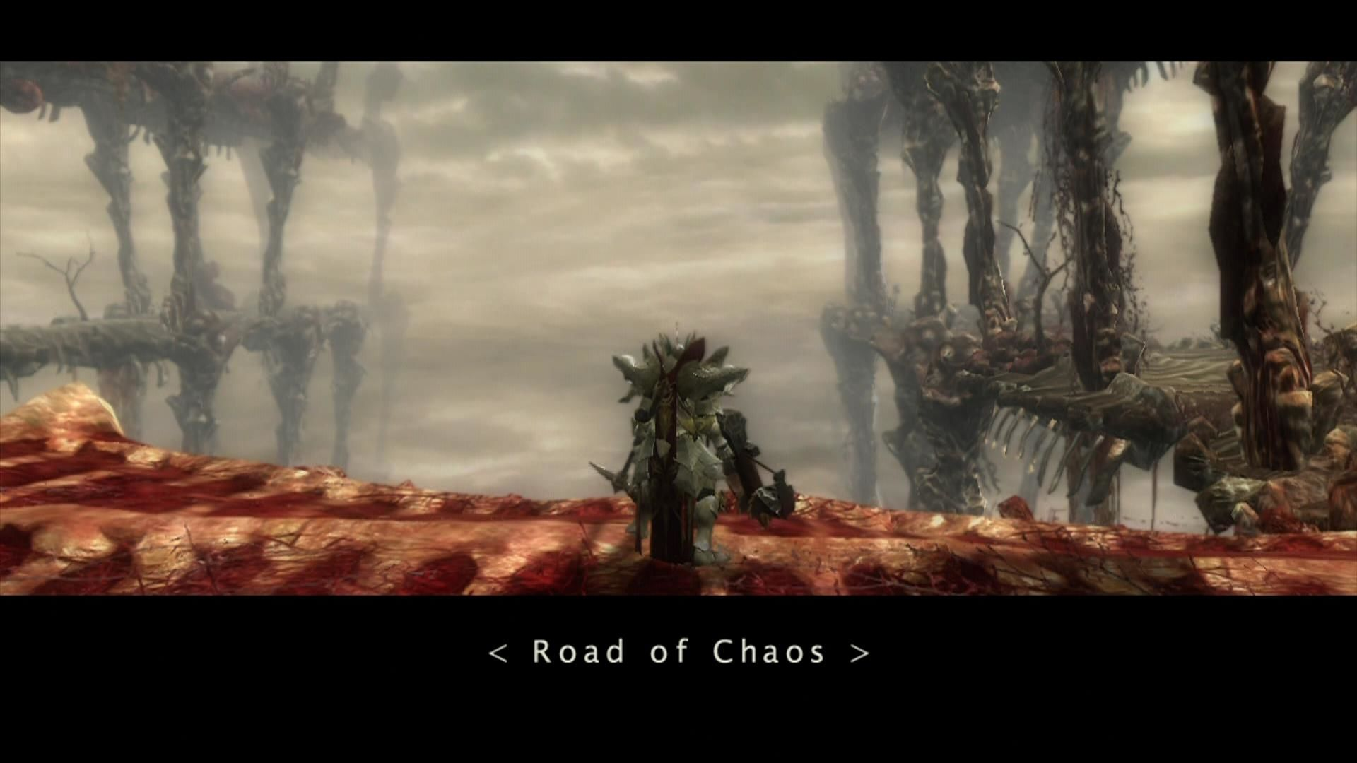 Kingdom Under Fire: Circle of Doom Xbox 360 The final level, the Road of Chaos