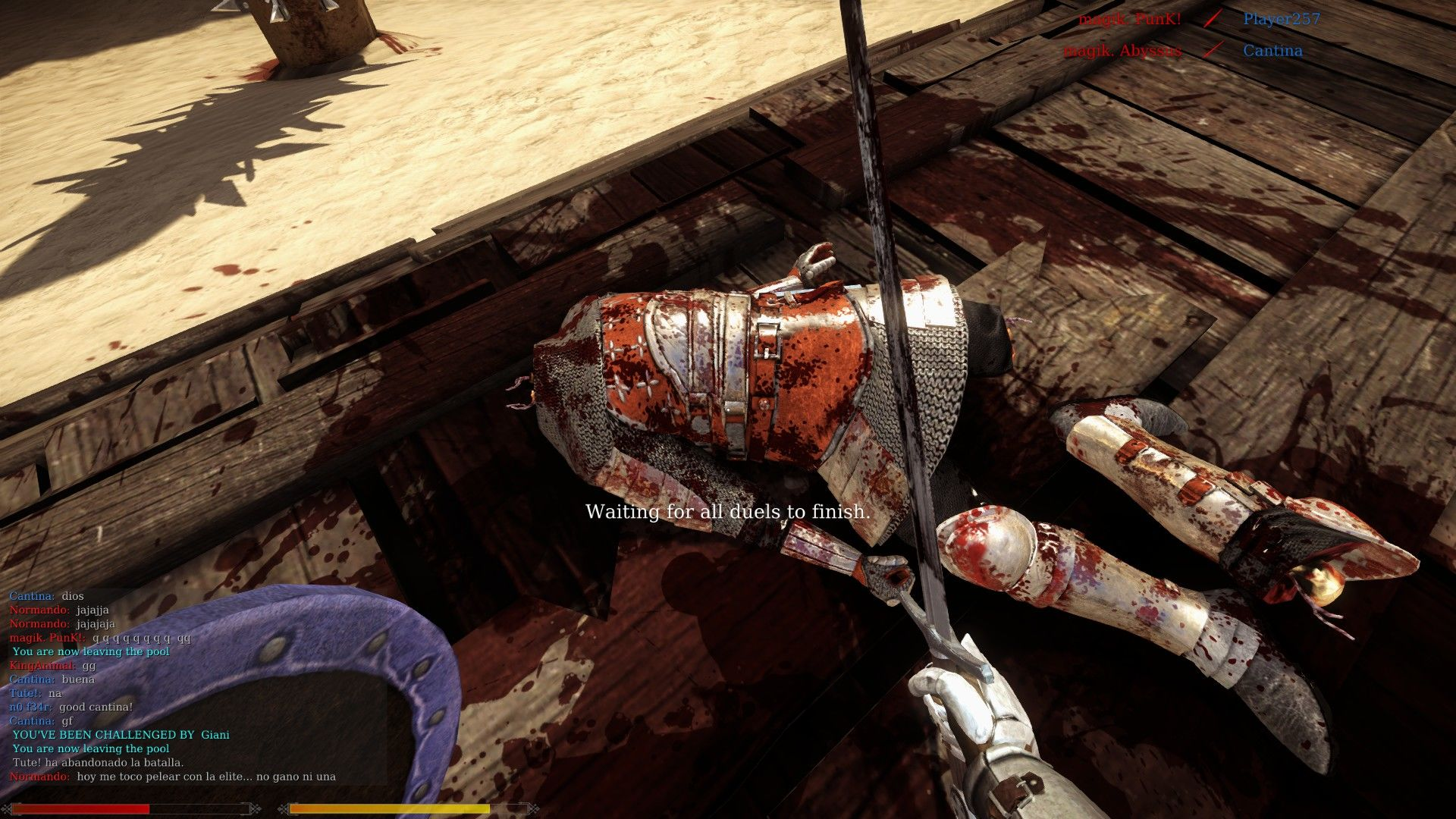 Chivalry: Medieval Warfare Windows Red Special