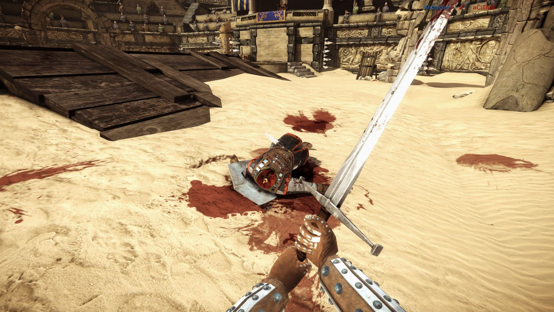 Chivalry: Medieval Warfare Windows Sand and Blood