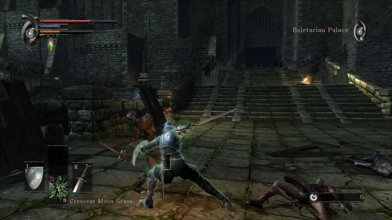 Demon's souls faith 2 slots